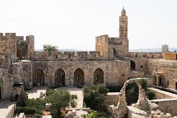 """""""הללויה"""" סליחות בירושלים"""