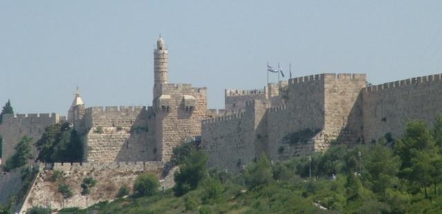 קהילה מטיילת: טיול לירושלים