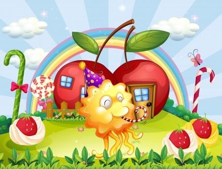 הצגת ילדים: מר זוטא ועץ התפוחים