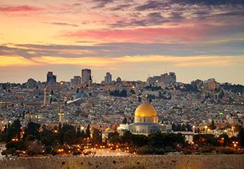 קהילה מטיילת: ירושלים