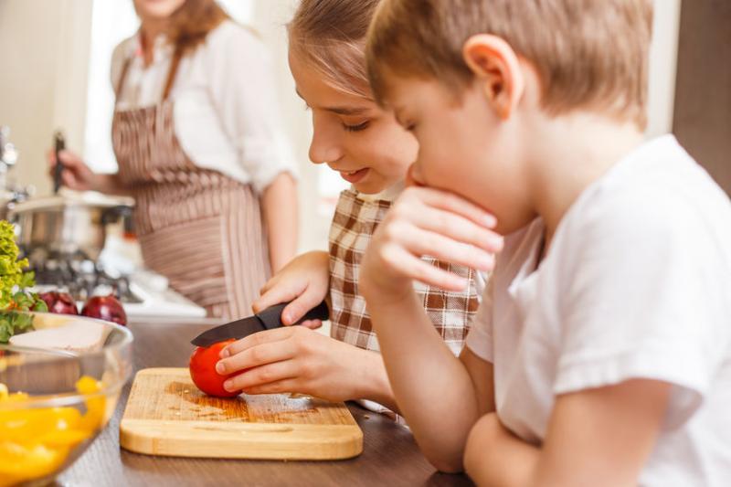 מבשלים באהבה לילדים